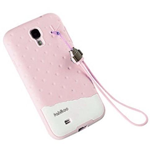 Fabitoo Samsung Galaxy S4 Candy Kılıf  Pembe